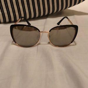 Adrienne Vittadini Cat-Eye Sunglasses